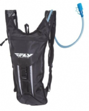 New Fly Hydropack Black Hydration Pack 70oz Motocross Enduro Green Laning